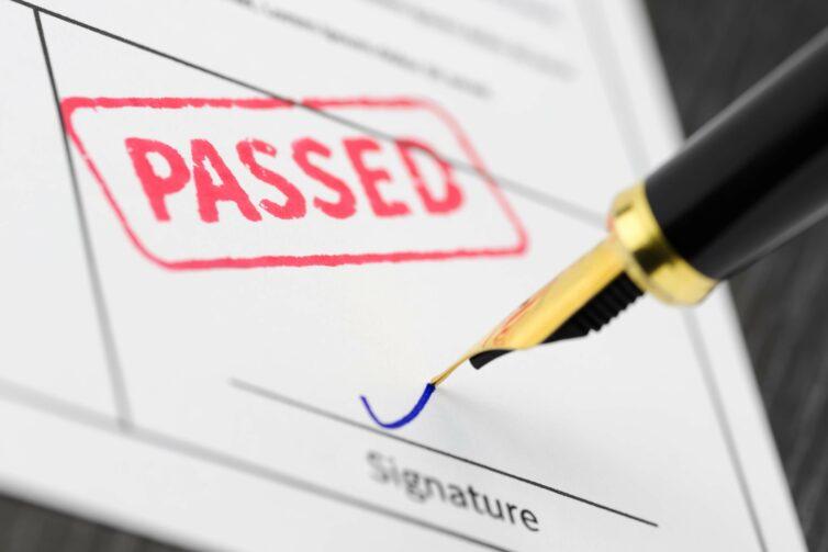 passed audit