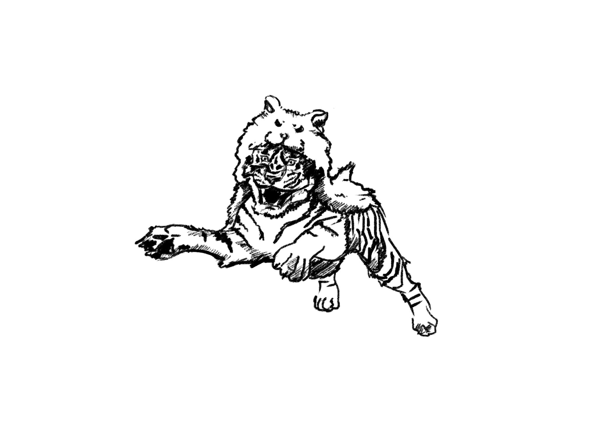 Не делайте из тигра хомячка